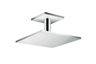 Axor Showers Overhead shower 300/300 2jet with ceiling connection  by  AXOR