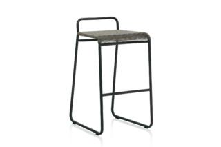 HARP bar stool  by  Roda