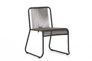 HARP stacking chair  by  Roda