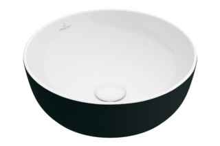 Surface-mounted washbasin Artis round  by  Villeroy&Boch Bath&Wellness