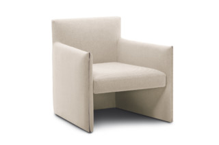 DOUBLE lounge chair  von  Roda