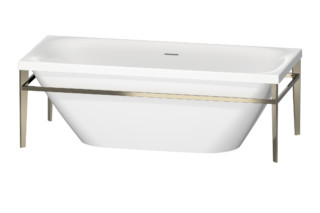 XViu bathtub  by  Duravit