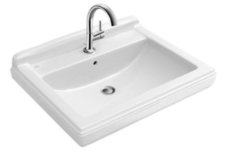 Washbasin Hommage 7101LG  by  Villeroy&Boch Bath&Wellness