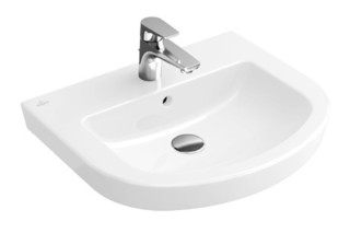 Washbasin Subway 2.0 7114F0  by  Villeroy&Boch Bath&Wellness