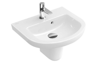 Handwashbasin oval Subway 2.0  by  Villeroy&Boch Bath&Wellness