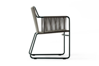 HARP armchair  by  Roda