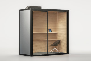 Acoustic Room  by  Fantoni