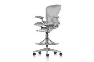 Aeron Stool  by  Herman Miller