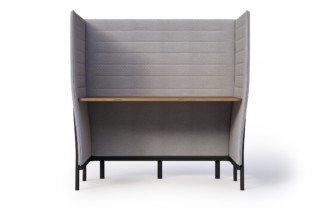eleven high desk   by  Alias