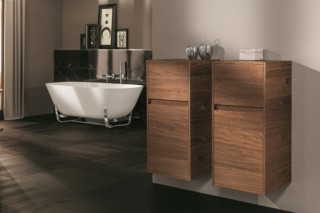 浴室家具Antheus由Villeroy&Boch Bath&Wellness设计