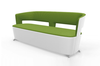 Allora three-seater  by  Dauphin
