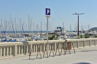 CYRIA的蛇形自行车公园