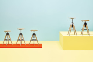 ARKI-STOOL  by  Pedrali
