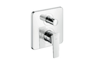 Axor Citterio E Single lever bath mixer for concealed installation  by  Axor