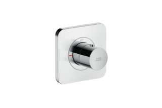 Axor Citterio E Thermostatic module 120/120 for concealed installation  by  Axor