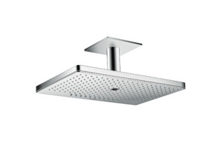 Axor overhead shower 460 / 300 3jet with ceiling connector  by  AXOR