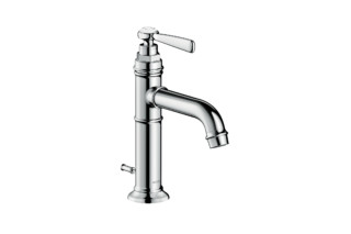 Axor Montreux single lever basin mixer 100 with pop-up waste set  by  Axor