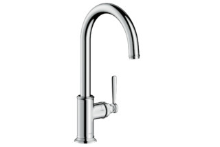 Axor Montreux Single Lever Kitchen Mixer, swivel spout  by  Axor