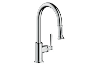 Axor Montreux Single Lever Kitchen Mixer with pull-out spout  by  Axor
