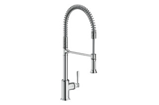 Axor Montreux Single Lever Kitchen Mixer Semi-Pro  by  Axor
