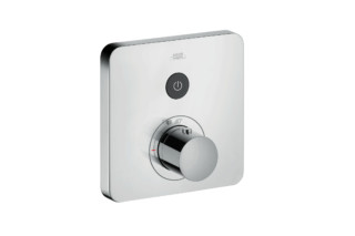 Axor thermostatic mixer Softcube for 1 outlet for concealed installation  by  Axor