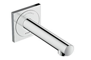 Axor Uno Electronic Washbasin mixer 220, wall-mounted  by  Axor