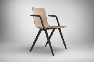 A-Chair 9707/A  by  Brunner