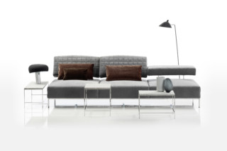Airy sofa  by  Brühl