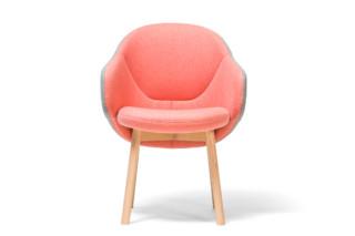 Alba armchair  by  TON