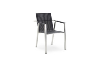 Allure stacking chair  by  solpuri