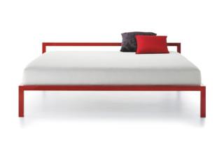ALUMINIUM Bed  by  MDF Italia