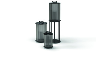 Ambient Line Lantern  by  Gloster Furniture