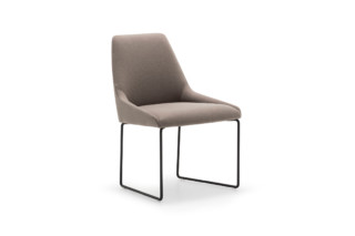 Alya chair sled base  by  Andreu World