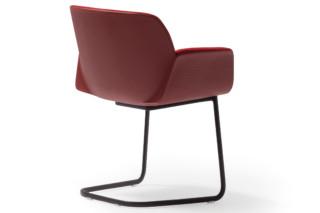 Nuez Chair Freischwinger  von  Andreu World