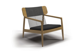 Archi Lounge Stuhl  von  Gloster Furniture