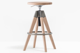 ARKI-STOOL ARKW6  by  Pedrali