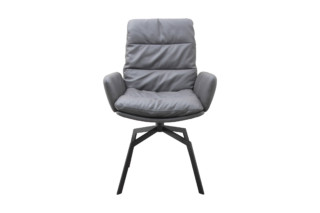 Arva chair with legs  by  KFF