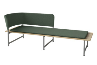 Atmosphere Chaiselongue  by  Gloster Furniture