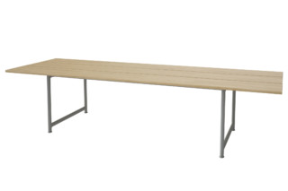 Atmosphere dining table  by  Gloster Furniture