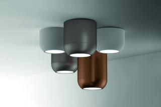 Urban ceiling lamp  by  Axolight