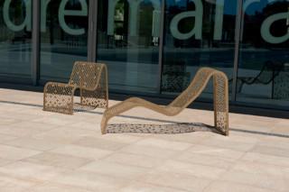 Elinium sun lounger  by  CYRIA