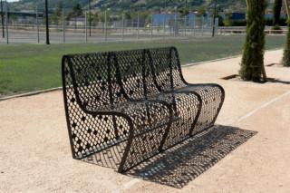 Elinium bench  by  CYRIA