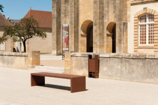 Eudald bench I  by  CYRIA