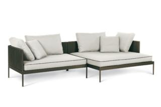 BASKET modular sofas  by  Roda