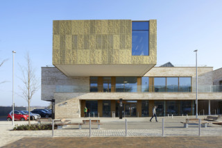 TECU® GOLD, Mulberry Park Community Hub, Bath, UK  von  KME