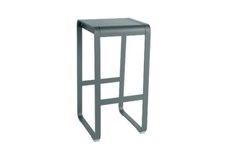 Bellevie high stool  by  Fermob