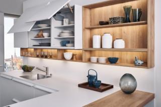 BONDI | SYNTHIA  by  LEICHT Küchen