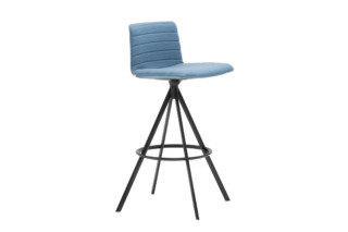 Flex stool with swivel base   by  Andreu World