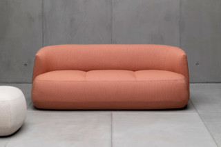 Brioni sofa  by  Kristalia