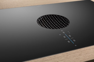 BORA X Pure - surface inductioncooktop with integrated cooktop extractor  by  Bora